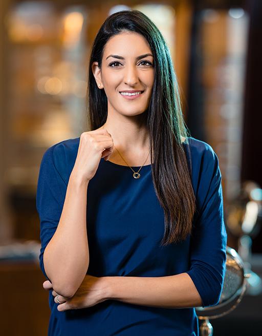 Dr. Sara Haghani